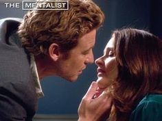 The Mentalist - The Kiss ❤️