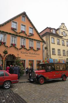 See Why Rothenburg Is the Ultimate Christmas Town - La Jolla Mom Nuremberg Christmas Market, Christmas Markets Germany, German Christmas Markets, Christmas Town, Christmas Travel, Christmas 2016, Christmas Destinations, Travel Destinations, Rothenburg Germany