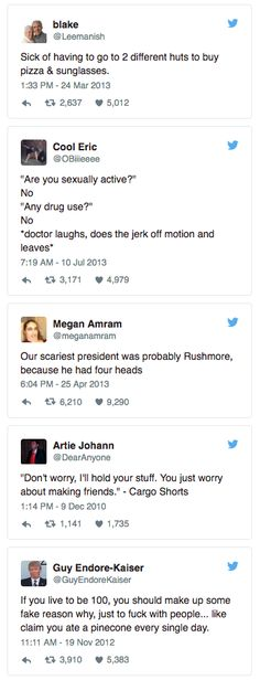 Funny Twitter- Best & Funniest Tweets of 2016 - See the whole List of 167 FUNNIEST Twitter Tweets!