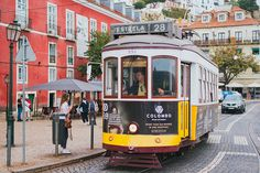 "The Ultimate Girls Trip Weekend in Lisbon | via World of Wanderlust | 3/11/2015 ""Lisbon has quickly become one of Europe's most popular cities to visit, particular amongst those on offer in the South. It is quirky and colourful, full of life, and there is so much to see beyond the ""hot spots"" by way of neighbourhood explorations that you better pack your walking shoes and hit the ground running – pronto! #Portugal"