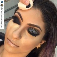 No words!!! She's soo talented! @danyrebeccamakeup Press play #Repost @danyrebeccamakeup with @repostapp. ・・・