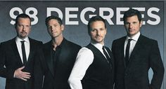New Kinds On The Block - 98 Degrees - Boyz II Men on tour Summer 2013