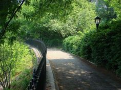 Come the summer take a walk in NYC Central Park reservoir...a.k.a Jacqueline Kennedy Onassis reservoir.