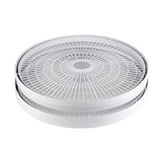 Set of 2 trays to expand the capicity of your Nesco dehydrator. Fits Nesco Dehydrators and Tray is an accessory for your dehydrator; tray itself does not heat air. Perfect for drying more beef jerky with our famous jerky seasonings. Nesco Dehydrator, Dehydrator Recipes, Specialty Appliances, Small Appliances, Kitchen Appliances, American Harvest Dehydrator, Cinnamon Apple Chips, Food Trays, Beef Jerky