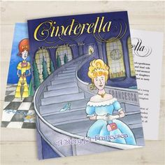 Personalised Classic Fairytales