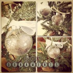 Made with Love: #DIY #Christmas #Ornaments
