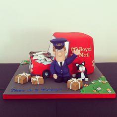 Postman Pat Cake   Flickr - Photo Sharing!