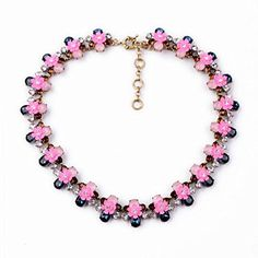 Fit&Wit Resin Rhinestone Crystal Flower Statement Fashion Necklace fit&wit http://www.amazon.com/dp/B00NL2N4XY/ref=cm_sw_r_pi_dp_HnAdvb1SM7CM7