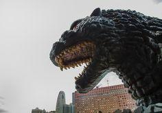 #Godzilla in #Japan