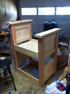 Doggy Bunk Bed | Do It Yourself Home Projects from Ana White