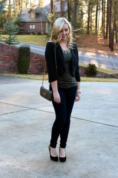Amarixe: Outfit of the Day: Crisp Autumn Sunset