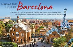 Barcelona Must See Sites