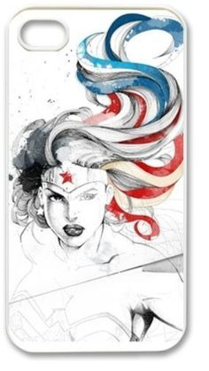 Wonder Woman iPhone case. Oh. My. God. #DCComics