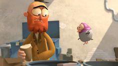 """CGI Animated Short Film HD: """"My Little Friend Short Film"""" by Eric Prah #эмоции"""