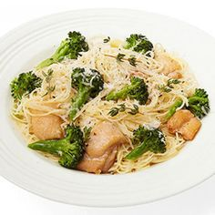 Running a race? Here are three pasta recipes to help you go the distance. - Fitnessmagazine.com