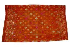 Phulkari Textile