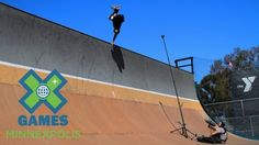 Virtual Reality: Skate Vert | X Games Minneapolis 2017 – X Games: Source: X Games