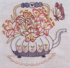 Embroidery patterns | embroidery patterns by Red Brolly | Bronwyn Hayes designer for Red Brolly | Flickr