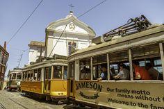 Lisbon trams - Lisbon trams