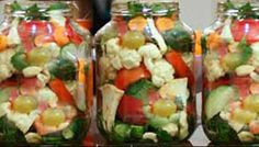 Hungarian Recipes, Sushi, Canning, Ethnic Recipes, Roman, Food, Home Canning, Medicine, Kitchens