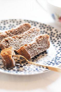 Juices And Cakes: Cake crousti-fondant à la pralinoise