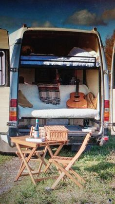 Beautiful RV Camper Does Van Life Remodel Inspire You. You're likely to have to do something similar for van life also. Van life lets you be spontaneous. Van life will consistently motivate you to carry on. Camper Diy, Camper Storage, Rv Campers, Kombi Motorhome, Kombi Home, Vanz, Van Home, Campervan Interior, Campervan Bed