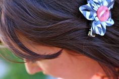 Flowers in Your Hair: Spring Flowers & Hair Pieces You Can Make  -  Babble.com   (03.14.14)