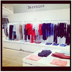 Send us your own Berenice style and crush at wendy@berenice.tv    #berenice #shopping #trends #gift #fashion #mode #style