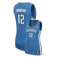 Orlando Magic Womens Jerseys Dwight Howard 469c237e0