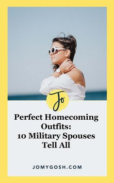 Perfect Homecoming Outfits: 10 Military Spouses Tell All Homecoming Outfits, Military Homecoming, Marriage Relationship, Marriage Advice, Distance Relationships, Military Girlfriend, Military Love, Military Marriage, Usmc