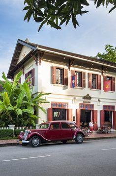 3 Nagas, Luang Praba