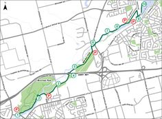 Mill Run Trail - Cambridge Trails