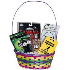 Baseball Easter Basket - Baseball *Over 50% OFF! $24.99