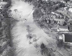 Hurricane Hazel,1954,Toronto,Ontario,Canada Hurricane Hazel, Atlantic Hurricane, Toronto Ontario Canada, Canada 150, Canadian History, West Village, Amazing Photos, Countries Of The World, Vintage Pictures