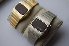 Casio Vintage Watch, Seiko Vintage, Vintage Omega, Retro Watches, Vintage Watches, Cool Watches, Watches For Men, Patek Philippe, Audemars Piguet