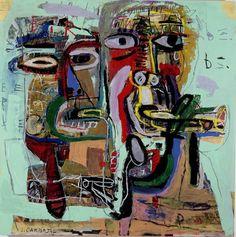 Lyle Carbajal - Jazz 2, 2003