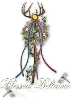 Beltane Ritual Tools, Symbols, and Decorations Altar Decorations Green altar cloth; vases filled with fresh flowers; small crown of fresh flowers; Beltane, Altar Cloth, Altar Decorations, May Days, Sabbats, May 1, Book Of Shadows, Samhain, Summer Solstice
