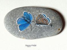 HAPPY ROCKS   by rockpainting ☼ yvette