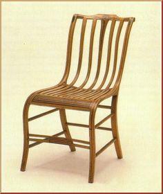 Samuel Gragg. Side Chair. c. 1808