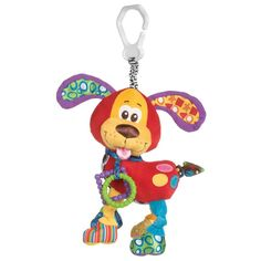 Playgro My First Köpek Oyuncakların dokusu ve canlı renkleri, bebeğin görme duyusunun gelişimine yardımcıdır. http://www.sepetsepetyumurta.net/Playgro-My-First-Kopek-25-cm,PR-576511.html