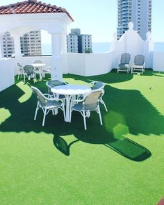 Perfect morning on the beautiful Marrakesh rooftop  in the heart of Surfers Paradise  - our team replaced the artificial grass on this stunning rooftop giving the entire rooftop a whole new look.  You can create this beautiful & relaxing oasis look - with artificial turf   #evolvedfloors #floorsbyevolved #marrakesh #surfersparadise #goldcoastlifestyle #goldcoastflooring #floors #flooring #flooringgoldcoast #flooringaustralia #designflooring #interiordesign #showroom #style #homedecor…