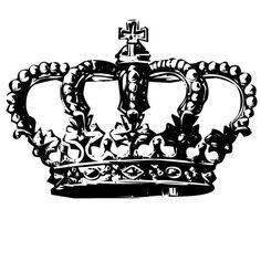 Design of crown tattoo – Tattoo 2020 Girly Tattoos, Body Art Tattoos, Small Tattoos, Tattoos For Guys, Crown Outline, Logo Outline, Queen Crown Tattoo, Crown Tattoos, Coroa Tattoo