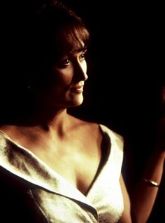 """Meryl Streep in """"The Bridges of Madison County"""" (1995). Director: Clint Eastwood."""