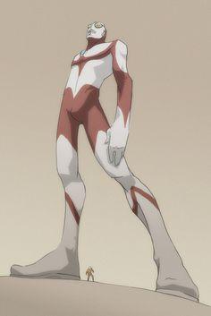 Lost Ultraman by ZWYER on DeviantArt
