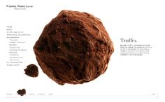 Pierre Marcolini's online experience around food.