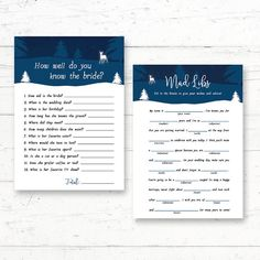 Harry Potter Patronus Bridal Shower Games Pack - 2 Games - About the Bride & Bridal Mad Libs - Instant Download