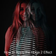The Holga 2 Effect is a versatile tool that makes your images look as if they have been taken with a Holga camera.