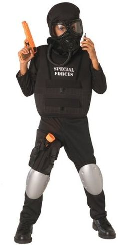 Special Forces Officer Child Costume -- To view further for this item, visit the image link.