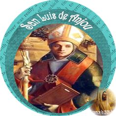 Leamos la BIBLIA: San Luis de Anjou