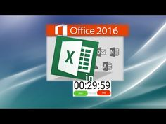 (15) Excel Tutorial: Learn Excel in 30 Minutes - Just Right for your New Job Application - YouTube